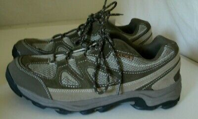 Itasca Striker II Hiking Shoes Suede & Nylon Traction Rubber 11.5 Wide 4540255