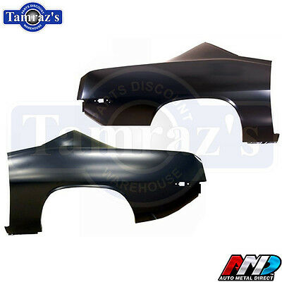 70 71 72 73 74 Cuda Barracuda Rear Valance Panel Without Exhaust Tip Holes NEW