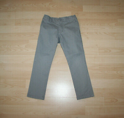 Bluezoo Boys Smart Grey Trousers Jeans Sz 6 yrs