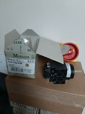 Moeller main switch to-2-1/ea/svb