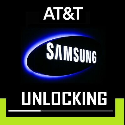 At&T Samsung Galaxy S8 S8+ S7 S6 Note 5 4 Active & Edge Unlock Code Service