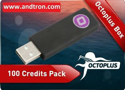 Octopus Octoplus Box Server Credits 100 Pack Refill New Instant Fast Delivery
