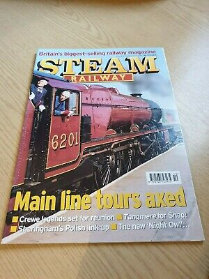 Steam Railway Magazine. Aug/Sep, 2002. Number 274.