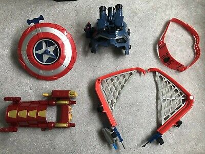Hasbro Marvel Avengers Captain America Iron Man Spider-Man Cosplay Toys