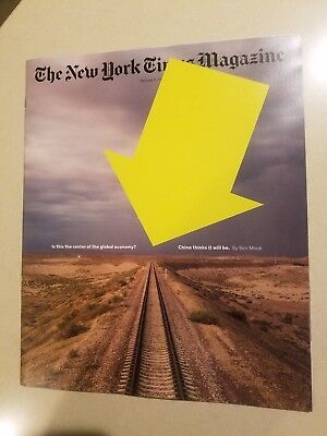 THE NEW YORK TIMES MAGAZINE 2019 Feb 3