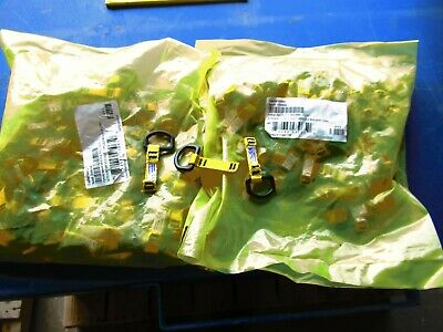 """(15) Python 2.25"""" D-Ring Attachment Point-New"""