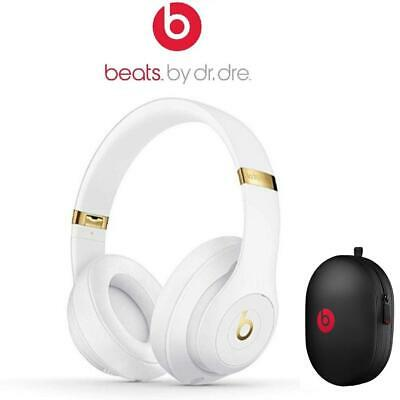 Beats Studio3 Wireless Bluetooth Headphones – The Beats Core Collection - White