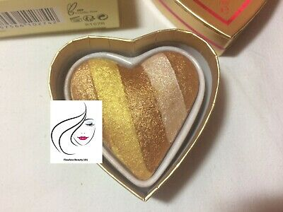 I Heart Revolution Inspired By Love Marie Curie Heart - Triple Baked Highlighter