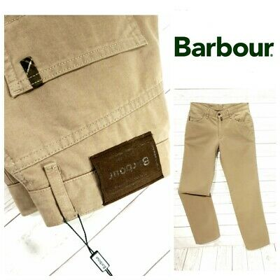 BARBOUR X WHITE mountaineering chino pant hose beige 34