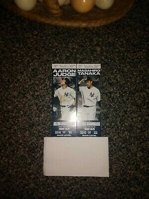 Arizona Diamondbacks VS. New York Yankees Pair Tickets 7/30/19 @ Yankee Stadium