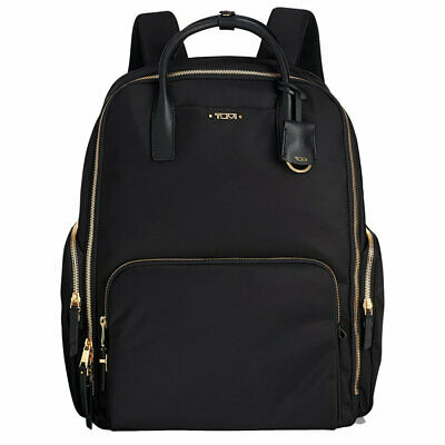 New VOYAGEUR- URSULA, T-PASS BACKPACK BLACK LAPTOP $475