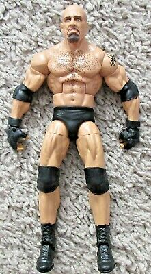 Wwe Mattel Elite Series Bill Goldberg Entrance Greats Legends Wwf Wcw Aew