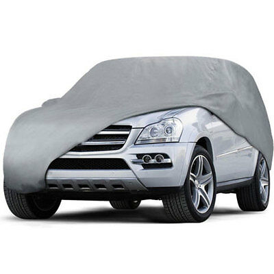 SUV Protection Cover for all Season Windproof/Dustproof/Scratch Resistant