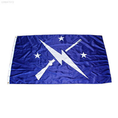 Verzamelingen FALLOUT COMMONWEALTH MINUTEMEN FLAG 3x5FT 90x150CM TWO GROMMETS Insignes