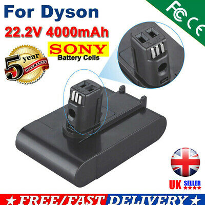 4.0Ah 22.2V for Dyson DC31 DC35 Animal Vacuum Cleaner Battery DC34 DC44 DC45 NEW