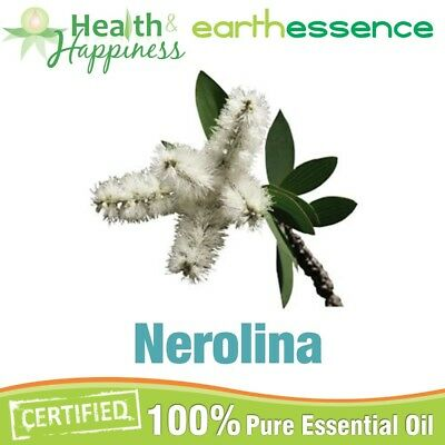 NEROLINA ~ earthessence Certified 100% Pure Essential Oil ~ Aromatherapy