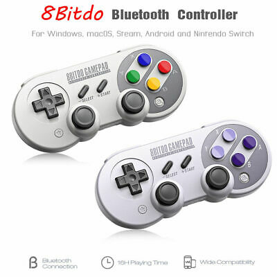 8Bitdo SN30/SF30 PRO Bluetooth Gamepad For Switch/Android/Windows/macOS