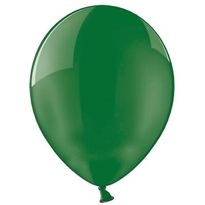 "12"" Dark Green Round Latex Balloons Wedding Anniversary Christmas Birthday"