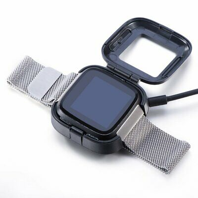 Universal Charging Smartwatch Charger with Cable for Fitbit Versa Lite/Versa