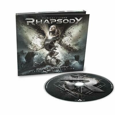 Rhapsody Turilli  Lione - Zero Gravity [CD] Sent Sameday*