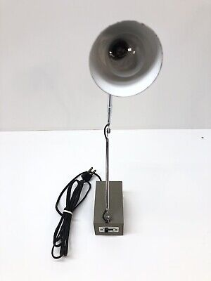 Vintage Mid Century Tensor Desk Lamp 5975 With Bulb - Works- Excellent Condition