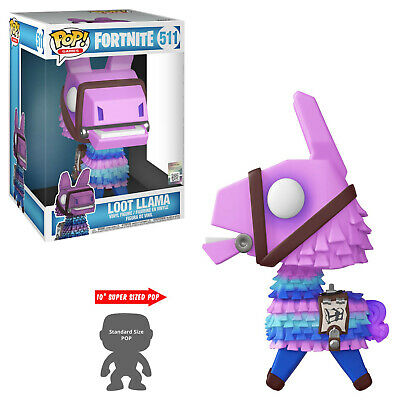"Funko Pop! Games Fortnite S3: Loot Llama 10"" Oversize FUNKO"
