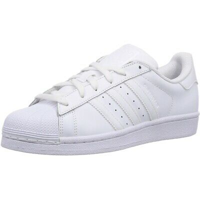 ADIDAS ORIGINALS SUPERSTAR CF C BlancVrai Rose Cuir Junior