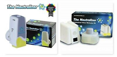 THE NEUTRALIZER Ultimate Air Odour Control 40ml Compact 100ml Pro Kit