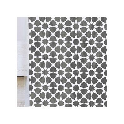 AMIRA Moroccan Mosaic Stencil - Furniture Wall Floor Stencil for Painting