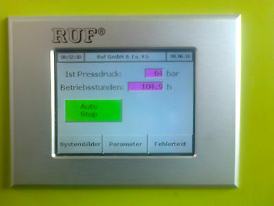 Sütron Touchpanel TP35AT/701040  3,5 Zoll
