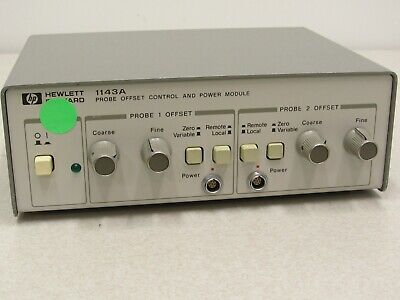 HP / Agilent 1143A Probe Offset Control and Power Module