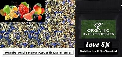 """Smoking Blend For Roll """"Love SX """" Legal Herbs Boost Sex Power - Flavored - 1 Oz"""