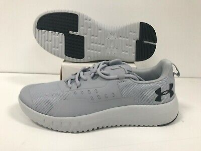 Under Armour Mens UA TR96 Training Trainers - UK 8 - Grey - New