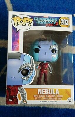Funko Pop! Guardians of the Galaxy Vol 2- Nebula #203 - New