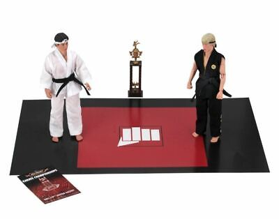 "Karate Kid (1984) 7"" Clothed Action Figure Tournament 2 Pack"