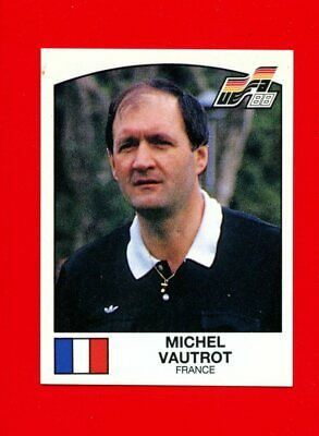 Panini EURO 88 N 192 EIRE MCCARTHY WITH BACK VERY GOOD MINT CONDITION!!!