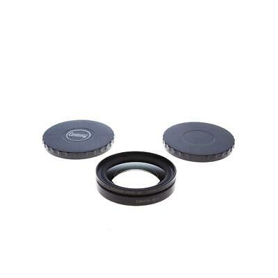 Century Optics 0.6x Wide Angle Auxiliary Lens for Canon XHA1, XHG1 AND XL-H1