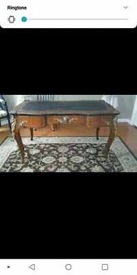 Antique Desk - 18th century King Louis French desk with ORMOLU - Antique