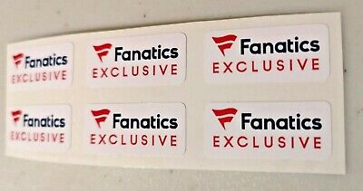 Funko POP! - Replacement Sticker - Fanatics Exclusive (sold individually)