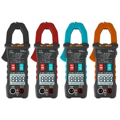 ANENG ST204 LCD Backlight 4000 Counts Multimeter AC/DC Voltage Clamp Test Meter