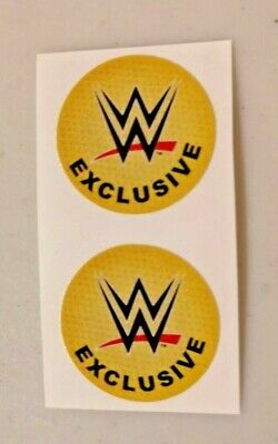 Funko POP! - Replacement Sticker - WWE Exclusive (sold individually)