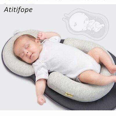 Portable Baby Crib Newborn safe comfort baby cotton bed Travel Folding Baby Bed