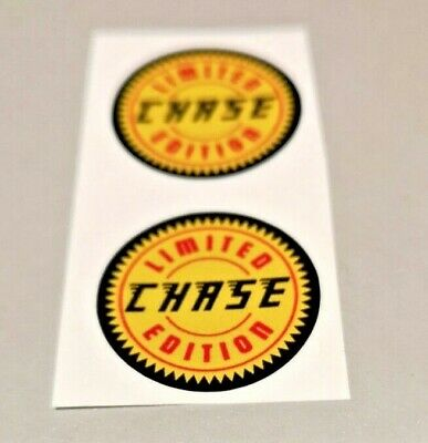 Funko POP! - Replacement Sticker - Chase (dark yellow) (sold individually)