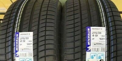 275 35 19 >> New Michelin Primacy 3 275 35 Zr19 100y Runflat Ssr Zp Car