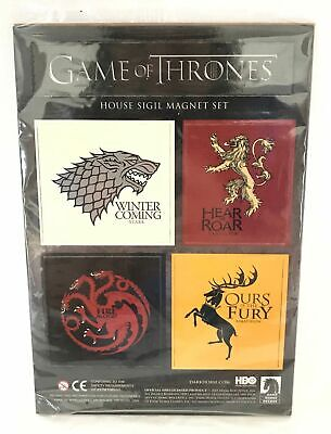 Game of Thrones House Sigil Magnetset