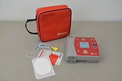 Laerdal AED Trainer 2 with Battery Pack, Pads, and Case (18648 J23)