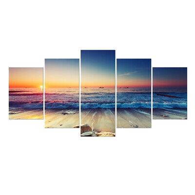 Canvas Wall Art Print Painting Picture Photo Landscape Home Decor Sea Framed