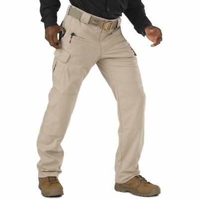5.11 Tactical 74369 Stryke Cargo Pants w/Flex-Tac Rip Stop Fabric, Khaki