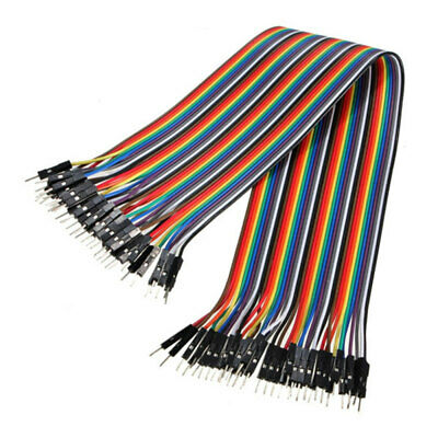 40 Pin Dupont Jump Wire F-F Jumper Cable Lead For Arduino Breadboard 20/21 QYH