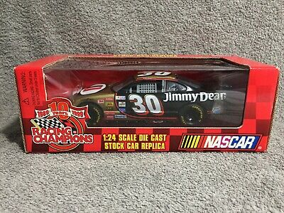 NASCAR Derrike Cope #30 1:24 Scale Jimmy Dean Racing Champions